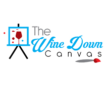 The Wine Down Canvas